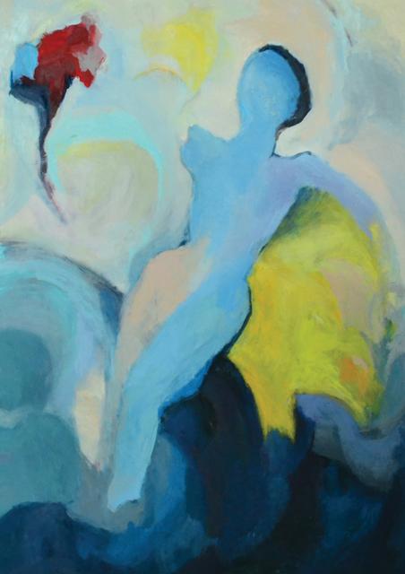 .dɩtiramb at AU - ''Ekspresija unutrasnjeg bica'' - Ausstellung Ana Kojic (2014)