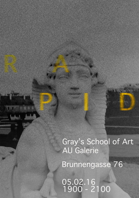 """R A P I D - A """"viennese journey by .ditiramb"""" (2016)"""